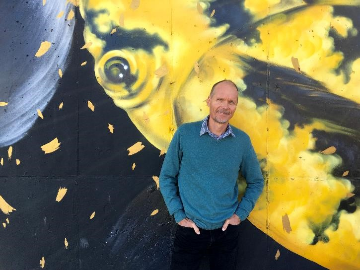 All Things Fishy – In Conversation with Dr Jonathan Balcombe